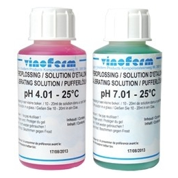 pH kalibreringsvæske