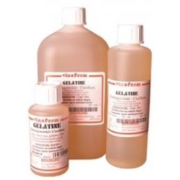 Gelatine flydende 100 ml. (klaringsmiddel)