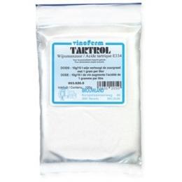 Tartrol 100 gr. (vinsyre)