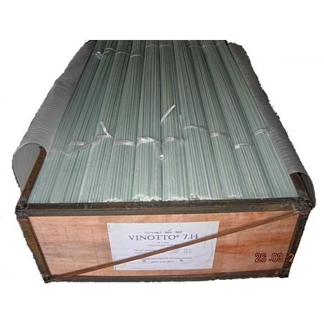 Plantestok (glasfiber) 7x1300 mm.