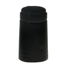 Krympehætte sort 50 stk.