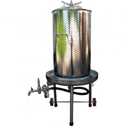 Hydropresse 80 l. rustfri