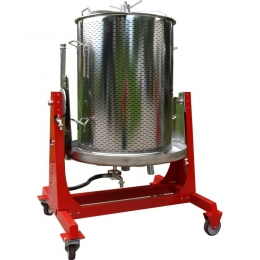Hydropresse 170 l. rustfri
