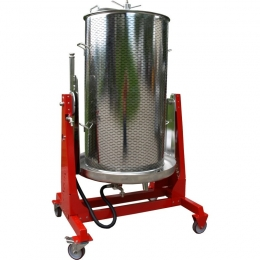 Hydropresse 250 l. rustfri