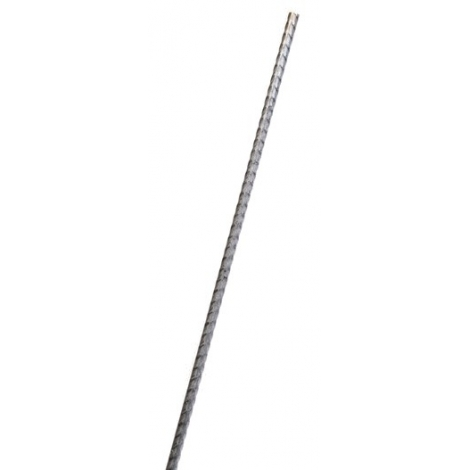 Tentor hegnspæle galvaniseret 6x1200 mm.