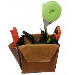 Værktøjsholder-læder