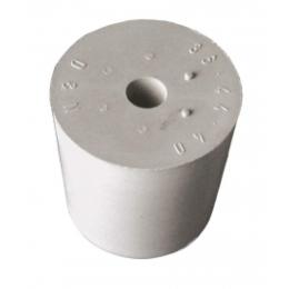 Gummiprop 44/36 med 17 mm. hul