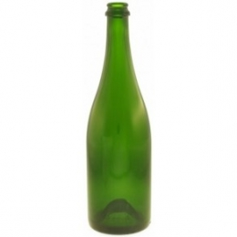 champagneflaske