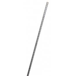 Tentor pæl galvaniseret 6x1700 mm.