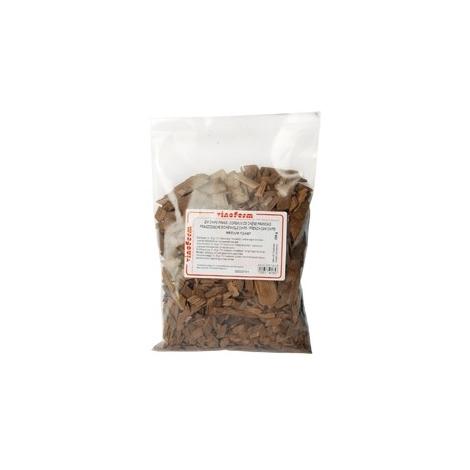 Oak chips french medium ristet 250 gr.