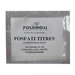 Fosfati Titres 6 gr