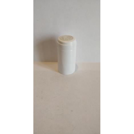 Krympehætte hvid 300 stk.