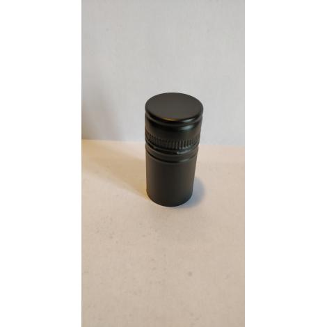 Aluhætter BSV 30-60 til skruelågsflasker sort